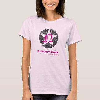 Logo-T-Stück wmns DJ Nancy Starr T-Shirt