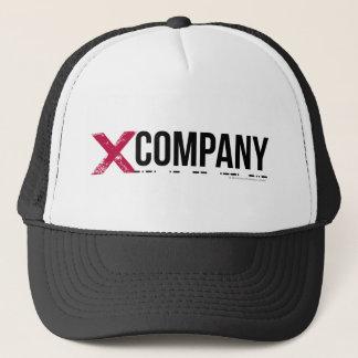 Logo X Company Truckerkappe