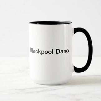 Logoed Tasse Blackpools Tanz