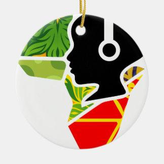 logoo rundes keramik ornament