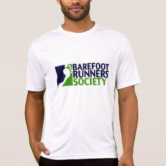 Logot-stück microfiber die Leistung der Männer T-Shirt