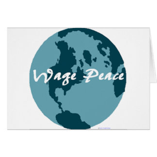 Lohn-Frieden Karte