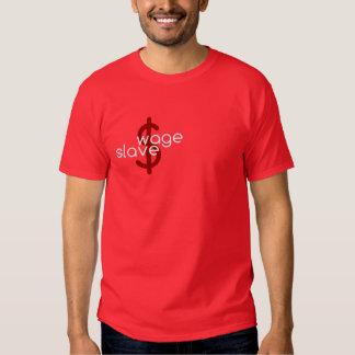Lohn-Sklave Hemden