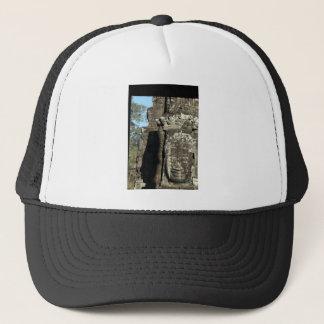 Lokesvara Bayon Tempel stellt Angkor Königreich Truckerkappe