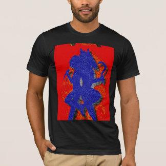 Loki-und Set-Silhouette T-Shirt