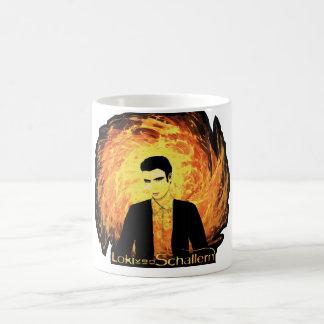 Loki von Schallern - #Höllenfeuer Kaffeetasse