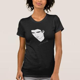 Loki von Schallern, Portrait mit Unterschrift T-Shirt