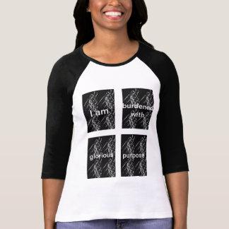 Loki-Zitat: Ich werde mit prachtvollem Zweck T-Shirt
