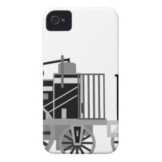 Lokomotive iPhone 4 Hüllen