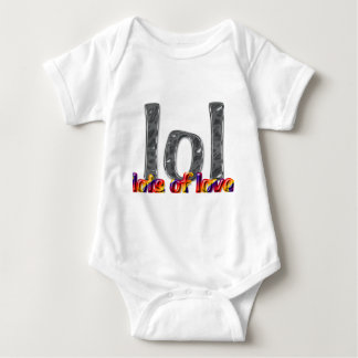 LOL (Lose Liebe) Baby Strampler