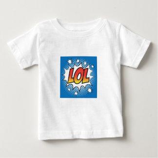 LOL Popkunst-Spaß-T - Shirt, toll und fesselnd! Baby T-shirt