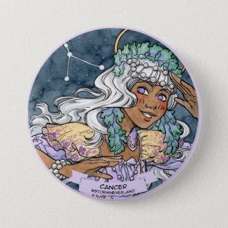 Lolita Tierkreis Runder Button 7,6 Cm