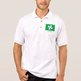 Lombardei-Italien Polo-Shirt Polo Shirt