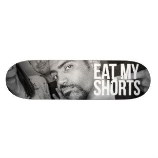 """Londale """"essen meine Kurzschlüsse!"""" Slogan Skate Board"""