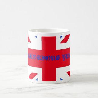 LONDON 2012 KAFFEETASSE