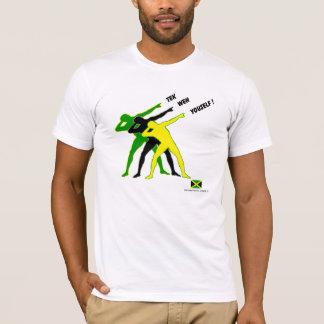 London 2012 Olympia 100 Meter spüren iconic Pose T-Shirt