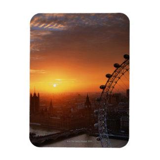 London 2 vinyl magnete