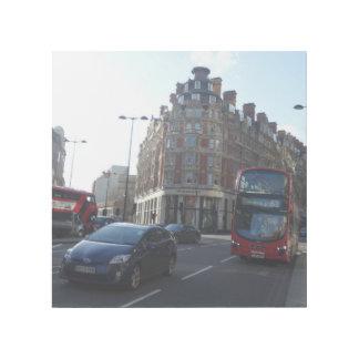 """London-Ansicht 12"""""""" Verpackung der Galerie-X12 Galerieleinwand"""