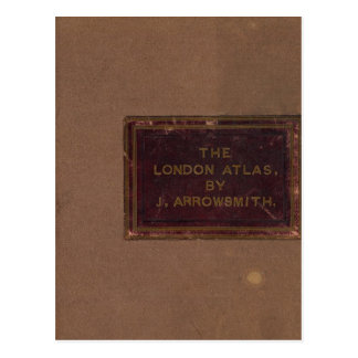 London-Atlas universeller Geografie 2 Postkarte