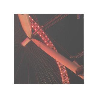 """London-Augen-Nacht 12"""""""" Verpackung der Galerie-X12 Galerieleinwand"""