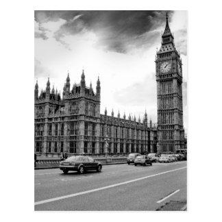 London Big Ben Postkarte