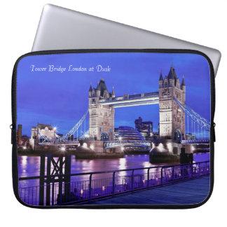 London-Bild für Neopren-Laptop-Hülse Laptop Sleeve Schutzhüllen
