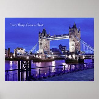 London-Bild für Plakat