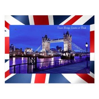 London-Bild für Postkarte