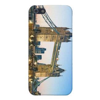 London-Brücke iPhone 5/5S Mattendfall iPhone 5 Etui