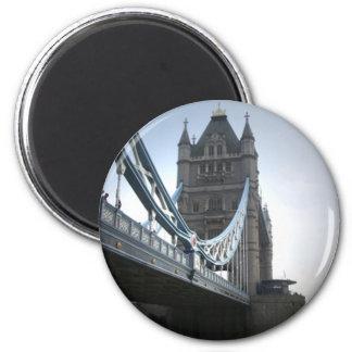 London-Brücke Runder Magnet 5,7 Cm