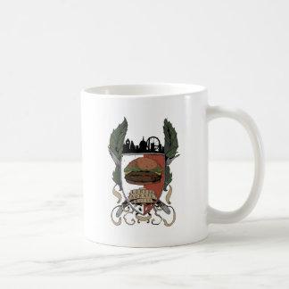 London-Burger-Innungswaren Kaffeetasse