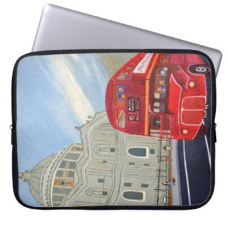 London-Bus-Elektronik-Tasche Laptop Sleeve