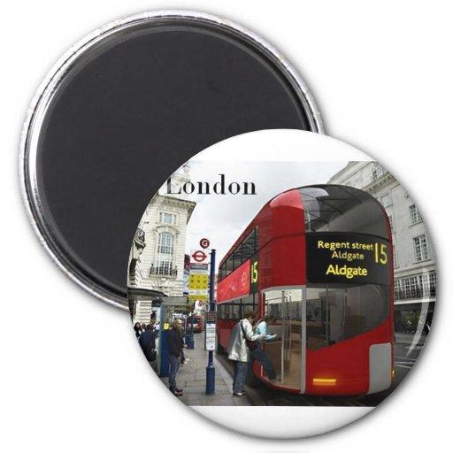 London-Bus (St.K) Magnete