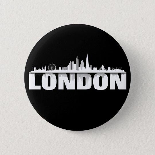 London Button / Pin / Anstecker