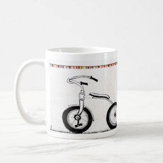 London-DreiradTasse Kaffeetasse