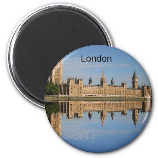 London (durch St.K) Magnete