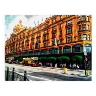 London England Postkarte
