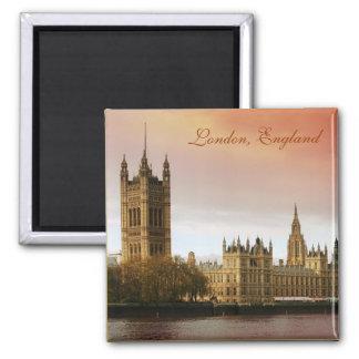 London, England Quadratischer Magnet