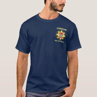 London-Feuerwehr-Aufgaben-Shirt T-Shirt