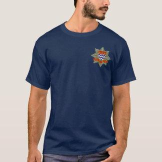 London-Feuerwehr-T-Stück T-Shirt