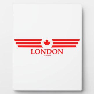 LONDON FOTOPLATTE