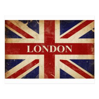 London - Gewerkschafts-Jack - i-Liebe London Postkarte