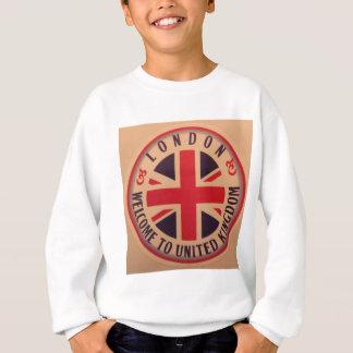 London - Gewerkschafts-Jack - Willkommen nach Sweatshirt