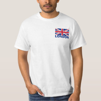 London im Blau T-Shirt