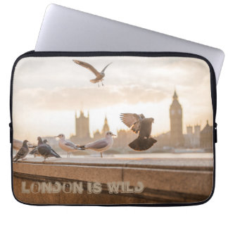 London ist wilder Laptopkasten Laptopschutzhülle
