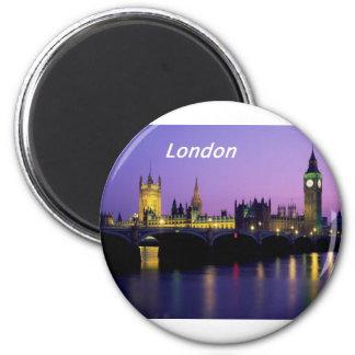 London--[kan.k]--.JPG Runder Magnet 5,7 Cm