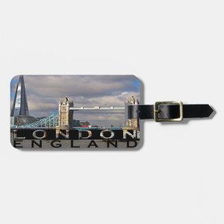 London Gepäck Anhänger