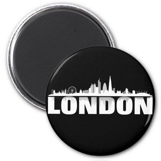 London Magnet Runder Magnet 5,7 Cm