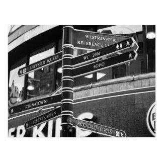 London Postkarten