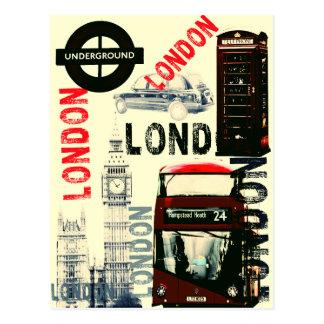 London-Postkarte Postkarten